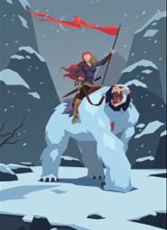 《恶魔秘境》英雄故事霜雪之女-玛莎